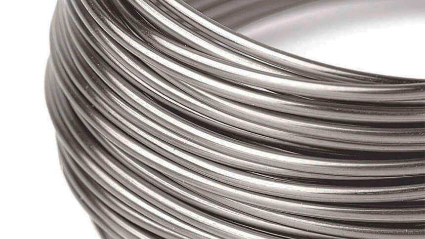 321 Stainless Steel Wire and Coil