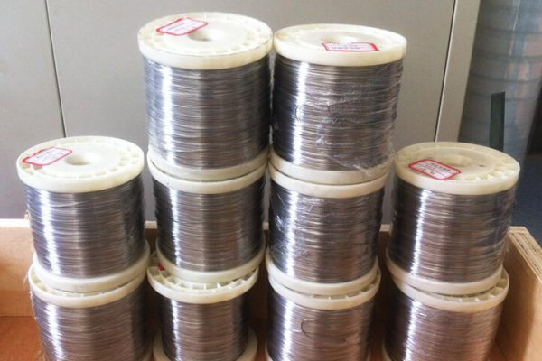 Incoloy Wire, Incoloy 825 (UNS N08825), 800 (UNS N08800), 909 (UNS N19909)
